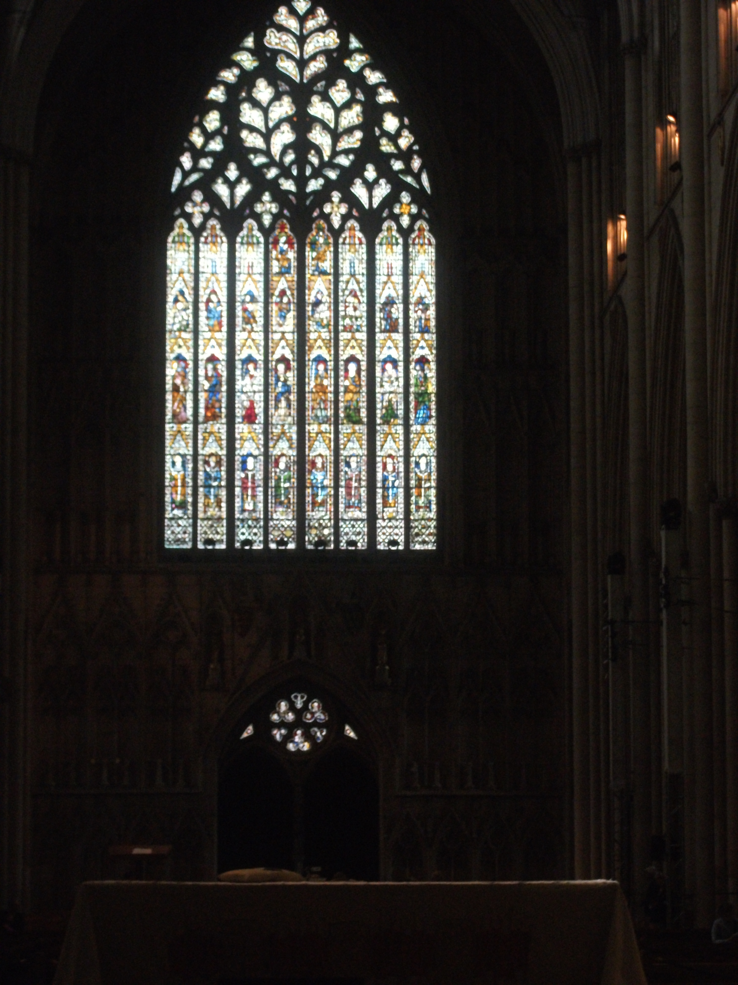 Photo challenge fi 39 s mutterings for West window york minster