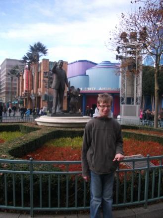 Walt Disney Studios at Disneyland Paris - Happy 18th Birthday! October 2012