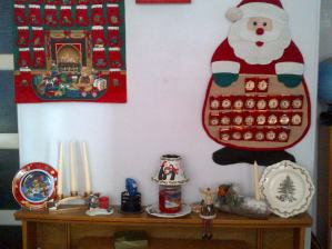 Christmas Decorations in December