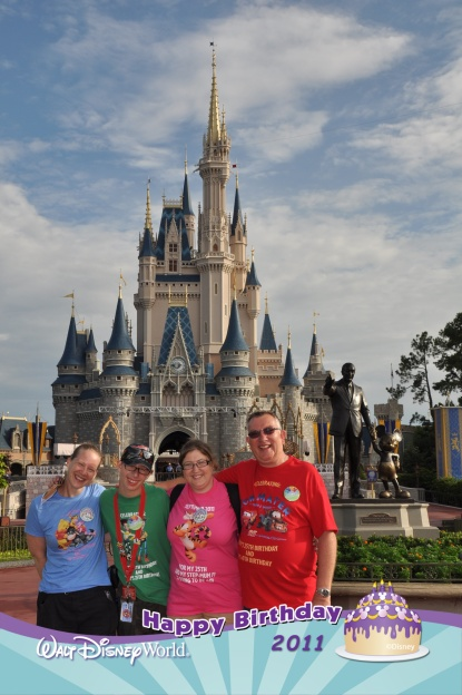 Magic Kingdom - September 2011