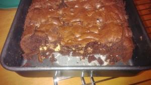 Malteser Brownie
