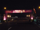 The start line of the Cinderella's Royal Family 5k