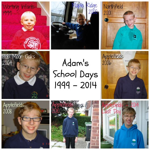 Adam's School Days
